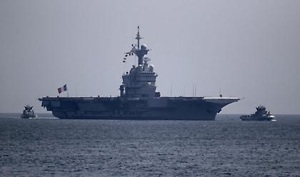 Σε ισχύ η Αμυντική Συμφωνία Κύπρου - Γαλλίας - Παρόντες οι Γάλλοι στην Αν. Μεσόγειο