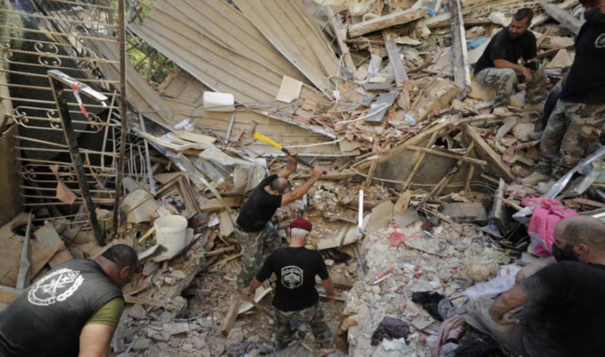 Λίβανος: Τέσσερις ημέρες προθεσμία για να καταλογιστούν ευθύνες για τη φονική έκρηξη