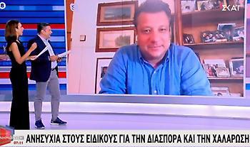 Δερμιτζάκης: Ανησυχώ πάρα πολύ – Ο κορωνοϊός φεύγει από τον έλεγχο μας - Χρειάζονται μέτρα