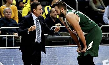 """Πιτίνο: """"Δε μπορώ να πιστέψω πως καμία ομάδα στην Ευρωλίγκα δεν έχει υπογράψει τον Βουγιούκα"""""""