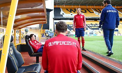 Σε διακοπές από σήμερα οι παίκτες του Ολυμπιακού