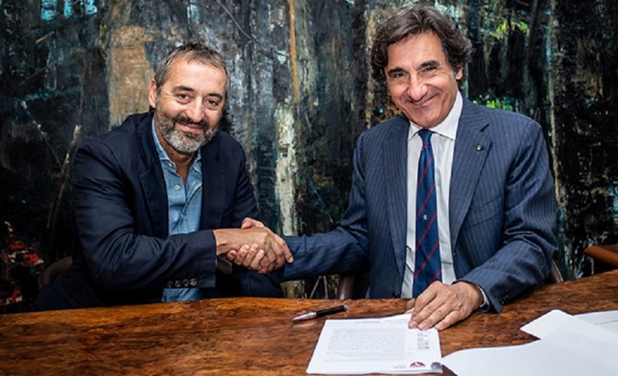 Ανέλαβε την Τορίνο ο Τζιαμπάολο
