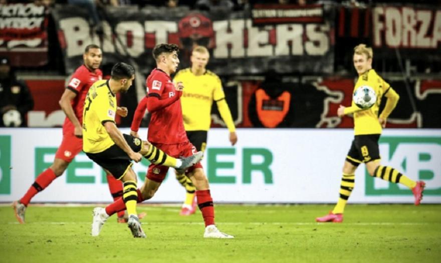 Αυτό είναι το καλύτερο γκολ της σεζόν στη Bundesliga (video)