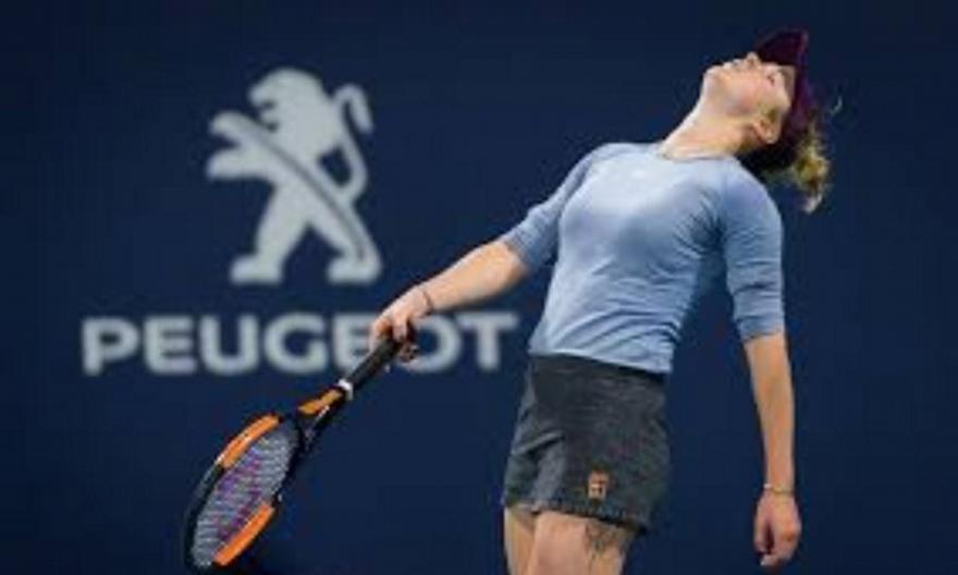 Χάνουν το US Open Σβιτόλινα, Μπέρτενς