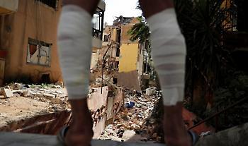 Λίβανος-έκρηξη: Πάνω από 60 άνθρωποι συνεχίζουν να αγνοούνται