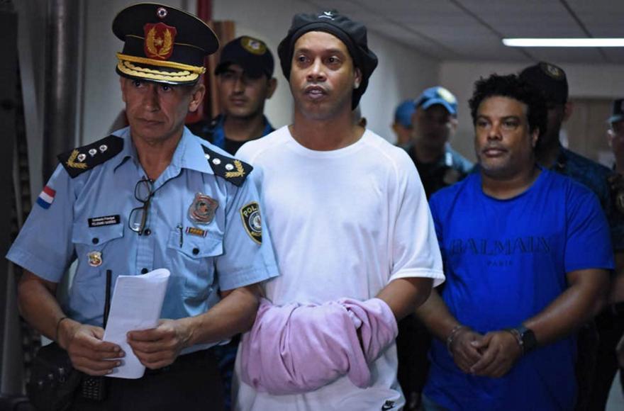Γλυτώνει τη φυλακή ο Ροναλντίνιο