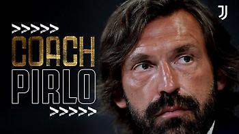 Επίσημο: Προπονητής της Γιουβέντους ο Πίρλο!