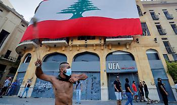 Λίβανος: Πάνω από 728 τραυματίες στις συγκρούσεις – Πληροφορίες για νεκρό αστυνομικό