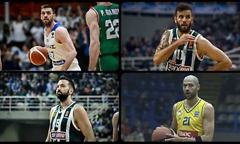 Οι 10 κορυφαίοι Έλληνες free agents! (videos)