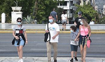 Κορωνοϊός - Ελλάδα: 203 νέα κρούσματα - 5623 συνολικά - 1 νέος θάνατος