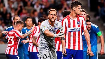 Ανακοίνωσε δύο κρούσματα κορωνοϊού η Ατλέτικο Μαδρίτης