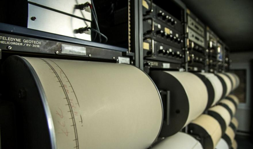 Θεσσαλονίκη: Σεισμός 4 βαθμών της κλίμακας Ρίχτερ κοντά στο Αιγίνιο