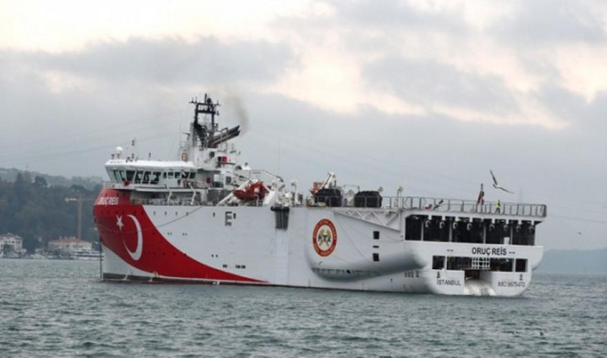 Νέα τουρκική πρόκληση: Εκδόθηκε Navtex για έρευνες του Ορούτς Ρέις - Έκτακτη συνεδρίαση ΚΥΣΕΑ