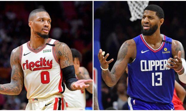 Τζορτζ – Λίλαρντ: Μία νέα κόντρα ξεκίνησε στο NBA! (photos – video)