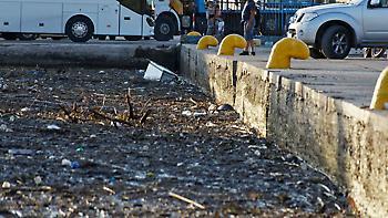 Αποκαταστάθηκε η κυκλοφορία στην εθνική Χαλκίδας-Αιδηψού