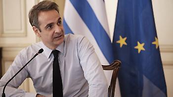 Τηλεφωνικές επαφές Μητσοτάκη με Ε.Ε και ΝΑΤΟ για την προκλητικότητας της Τουρκίας