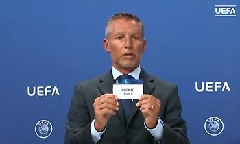 Με την Μπεσίκτας ο ΠΑΟΚ  στα προκριματικά του Champions League