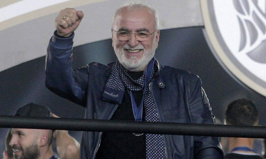 ΠΑΕ ΠΑΟΚ: «8 χρόνια αξιών. 8 χρόνια Ιβάν Σαββίδης»