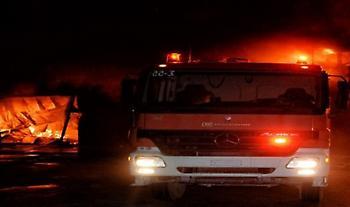 Θεσσαλονίκη: Κινδύνευσαν τέσσερα άτομα από πυρκαγιά στη Νέα Ραιδεστό