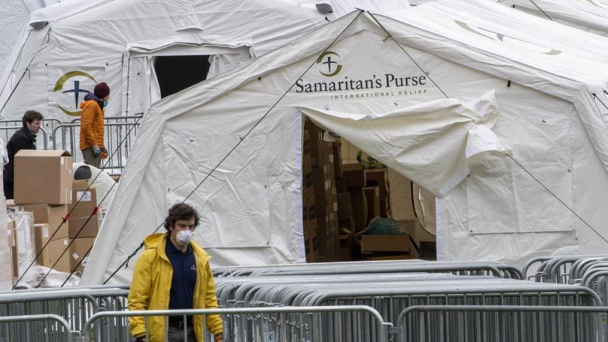 ΗΠΑ-Κορωνοϊός: Τουλάχιστον 541 θάνατοι και 48.405 κρούσματα σε 24 ώρες