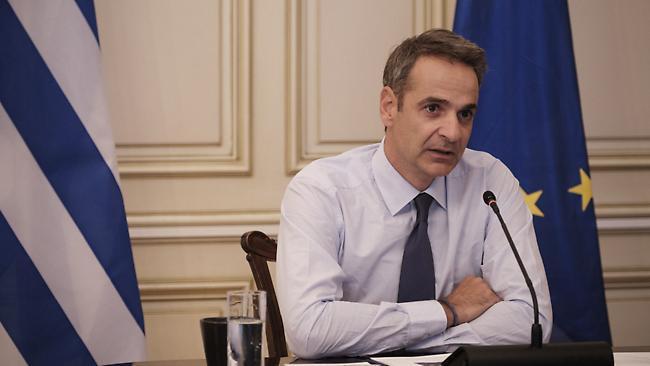 Συνάντηση Μητσοτάκη-Δένδια: Έκτακτη σύγκληση Συμβουλίου Εξωτερικών Υποθέσεων της ΕΕ