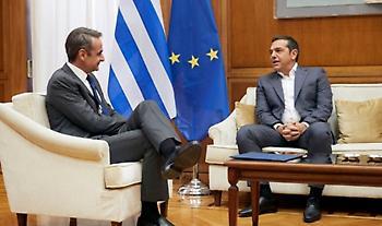 Κυρώσεις σε Τουρκία και έκτακτη Σύνοδο Κορυφής ζήτησε ο Τσίπρας από Μητσοτάκη