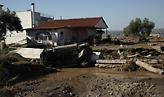 Σε κατάσταση έκτακτης ανάγκης για 6 μήνες οι πληγείσες περιοχές σε Εύβοια - Λαγκαδά