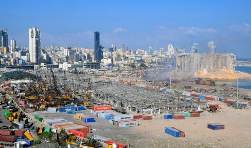 Λίβανος: Στους 171 οι νεκροί από την έκρηξη στο λιμάνι της Βηρυτού