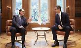 Επικοινωνία Μητσοτάκη - Αναστασιάδη - Τι είπαν για τα μέτρα κατά της τουρκικής προκλητικότητας