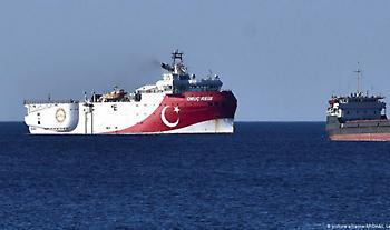 «Το Ορούτς Ρέις θα ποντίσει στη Μεσόγειο καλώδια 1.750 χλμ για σεισμικές έρευνες»