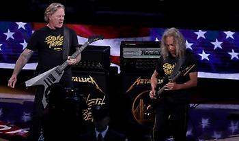 Οι Metallica επιστρέφουν στη σκηνή με «drive in» συναυλία