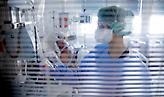 Κορωνοϊός-Ελλάδα: Διασωληνώθηκε 27χρονη γιατρός στο Πανεπιστημιακό νοσοκομείο Λάρισας