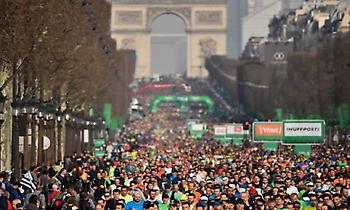 Ακυρώθηκε τελικά και ο Μαραθώνιος στο Παρίσι