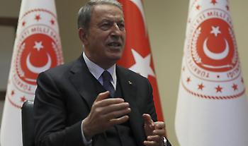Ρίχνει τους τόνους ο Ακάρ: Με διάλογο θέλουμε να επιλύσουμε τη διένεξη με την Ελλάδα