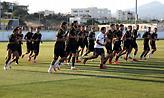 Με 33 ποδοσφαιριστές η προετοιμασία της ΑΕΚ