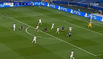 Φανταστικό πλασέ του Πάσαλιτς και 1-0 η Αταλάντα! (video)
