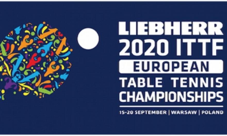 Αναβλήθηκε το Ευρωπαϊκό Πρωτάθλημα επιτραπέζιας αντισφαίρισης ανδρών-γυναικών