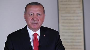 Ο Ερντογάν λέει πως η λύση στη Αν. Μεσόγειο είναι ο διάλογος