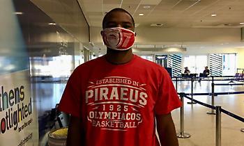 «Πάτησε» Ελλάδα για τον Ολυμπιακό ο Χάρισον