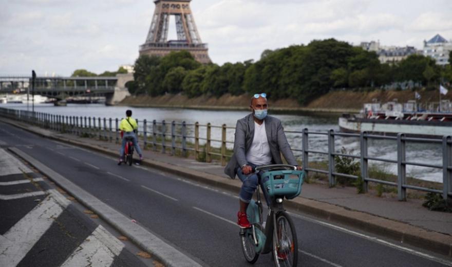 Γαλλία-κορωνοϊός: Σε υψηλό 4 μηνών ο αριθμός των ημερήσιων κρουσμάτων