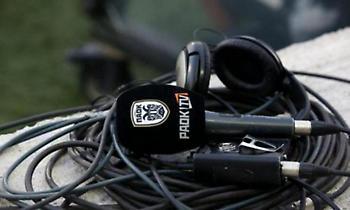 Στο PAOK TV το ΠΑΟΚ-Μπεσίκτας