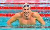 Ευρωπαϊκό ρεκόρ στα 1.500 κολύμβησης