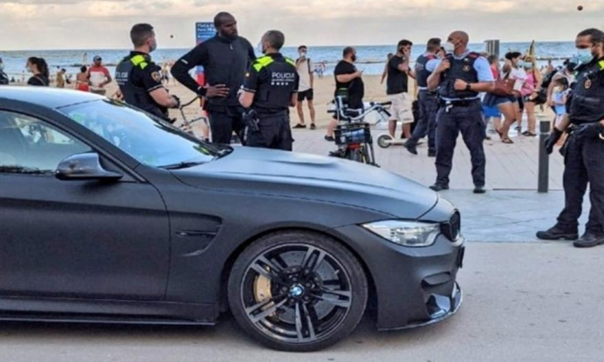 Συνελήφθη στη Βαρκελώνη ο Σάμιουελς