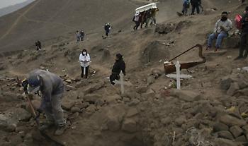 Πάνω από μισό εκατομμύριο τα κρούσματα κορωνοϊού στο Περού
