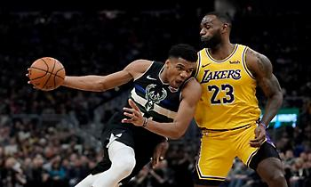 NBA: Ξεκινούν τα playoffs - Πότε παίζουν οι Μπακς (pic)