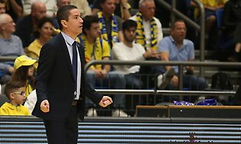 Καλωσόρισε τον Δώνη στην Μακάμπι ο Σφαιρόπουλος! (video)