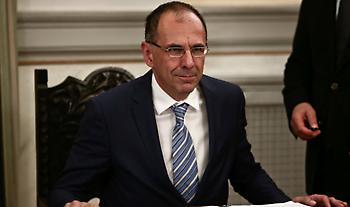 Γεραπετρίτης: Όλος ο διπλωματικός κόσμος είναι στο πλευρό της Ελλάδας