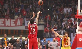 Ευρωλίγκα: Με μπόλικο Ολυμπιακό & Παναθηναϊκό οι Top 10 στιγμές στα playoffs, αλλά… (video)