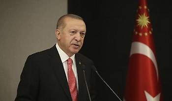 Νέα προκλητική δήλωση Ερντογάν: «Αν συνεχίσουν τις προκλήσεις θα απαντήσουμε με πολλαπλάσιο τρόπο»