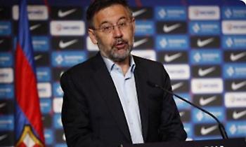 Μπαρτομέου: «Δεν ήμασταν η ομάδα που έπρεπε για να εκπροσωπήσουμε αυτόν το σύλλογο»